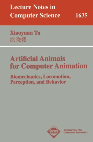Artificial Animals for Computer Animation
