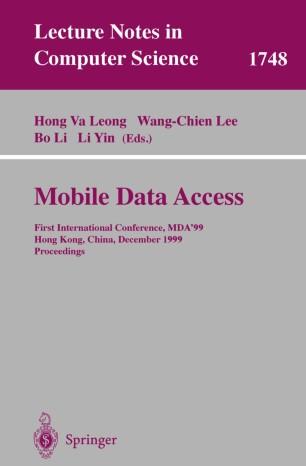 Mobile Data Access