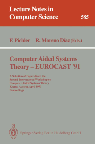 Computer Aided Systems Theory — EUROCAST '91
