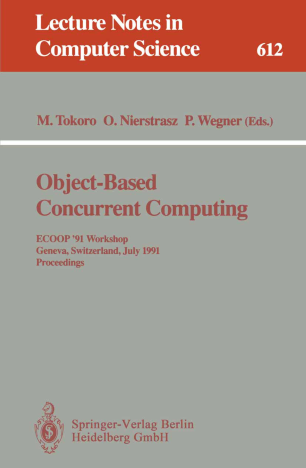 Object-Based Concurrent Computing