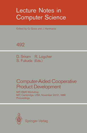 Computer-Aided Cooperative Product Development