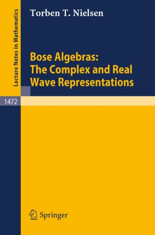 Bose Algebras: The Complex and Real Wave Representations