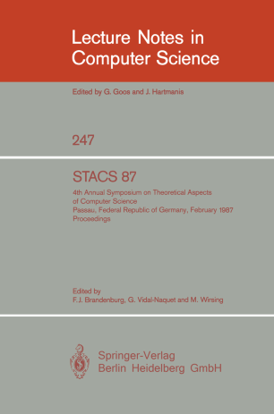 STACS 87