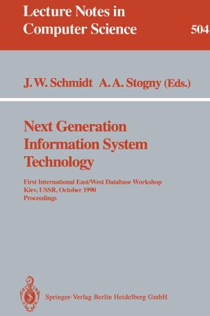 Next Generation Information System Technology