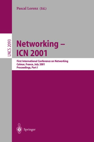 Networking — ICN 2001