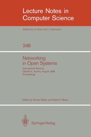 Networking in Open Systems