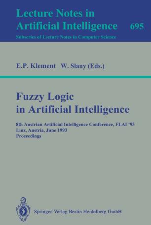 Fuzzy Logic in Artificial Intelligence | SpringerLink