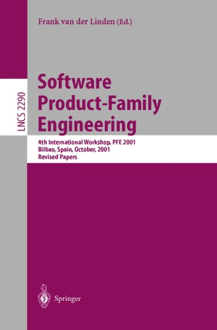 Software Product-Family Engineering