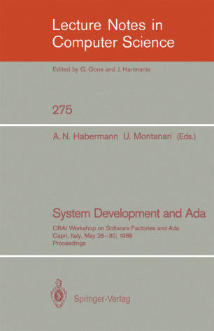 System Development and Ada
