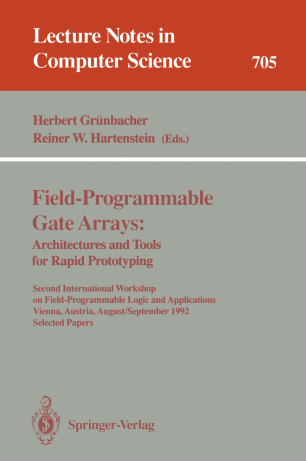 Field-Programmable Gate Arrays: Architecture and Tools for Rapid Prototyping