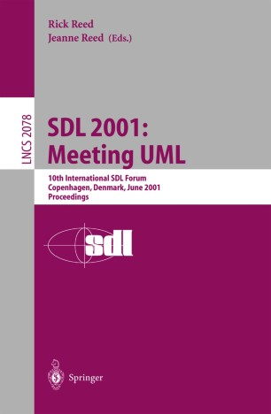 SDL 2001: Meeting UML