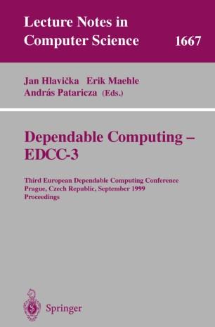 Dependable Computing — EDCC-3