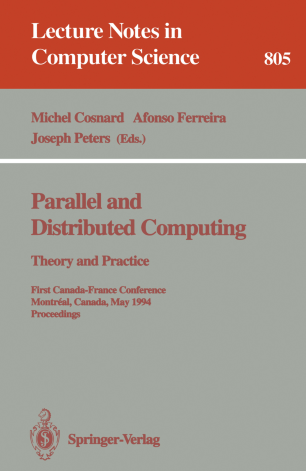 Parallel and Distributed Computing Theory and Practice
