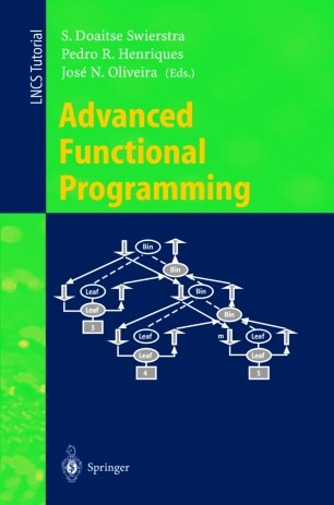 Advanced Functional Programming