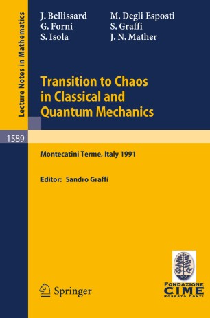 Transition to Chaos in Classical and Quantum Mechanics | SpringerLink