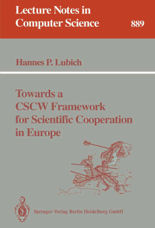 Towards a CSCW Framework for Scientific Cooperation in Europe