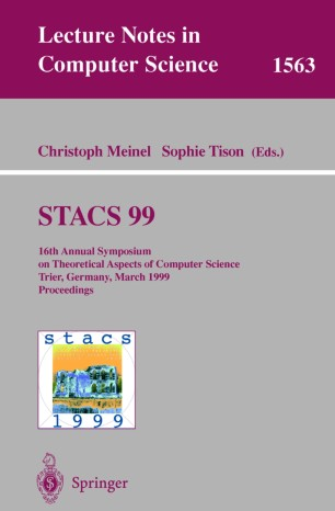 STACS 99