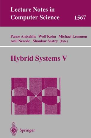 Hybrid Systems V