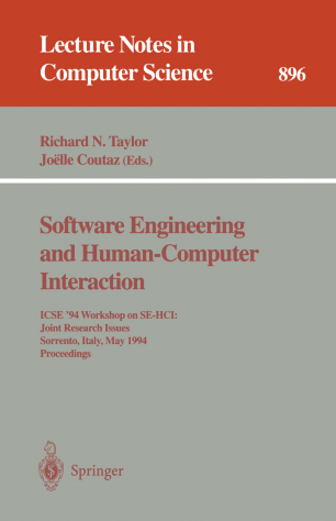 Software Engineering and Human-Computer Interaction