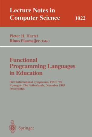 Funtional Programming Languages in Education