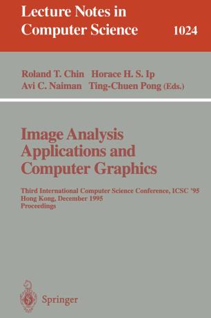 Image Analysis Applications and Computer Graphics