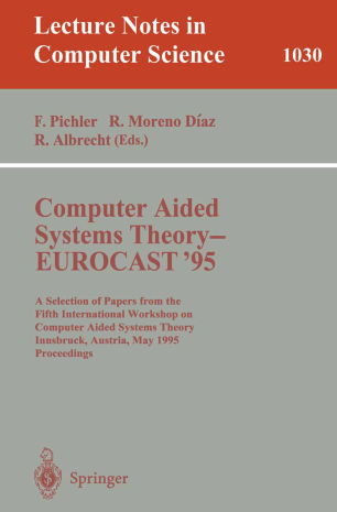 Computer Aided Systems Theory — EUROCAST '95