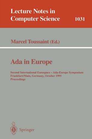 Ada in Europe