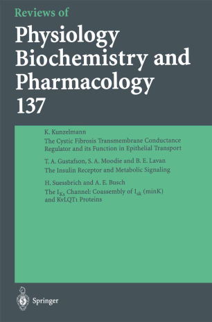Nature Reviews Biochemistry