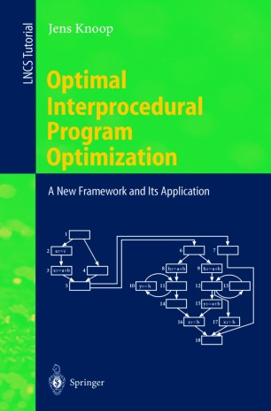 Optimal Interprocedural Program Optimization