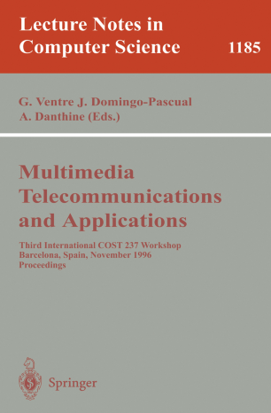 Multimedia Telecommunications and Applications