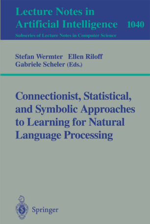 Connectionist Natural Language Processing