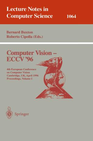 Computer Vision — ECCV '96