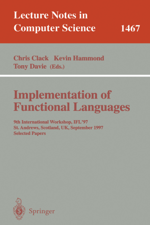 Implementation of Functional Languages