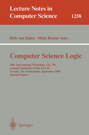 Computer Science Logic