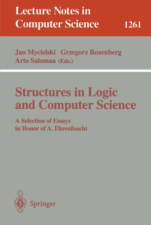 Structures in Logic and Computer Science