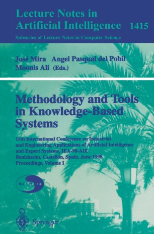 Methodology and Tools in Knowledge-Based Systems | SpringerLink