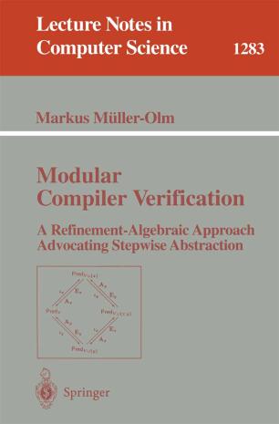 Modular Compiler Verification