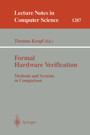 Formal Hardware Verification