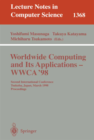 Worldwide Computing and Its Applications — WWCA'98