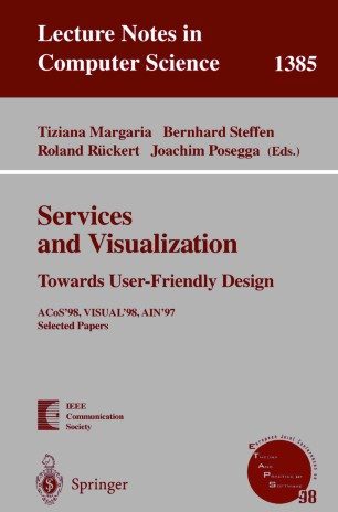 Services and Visualization Towards User-Friendly Design