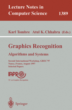 Graphics Recognition Algorithms and Systems