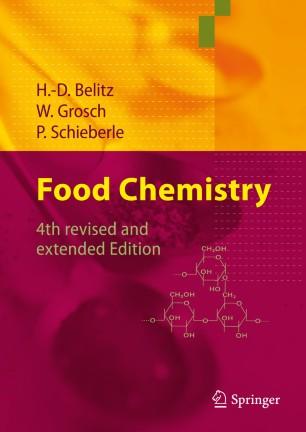 obálka Food Chemistry