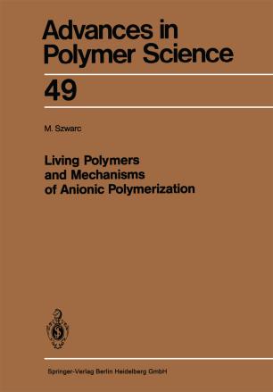 Anionic addition polymerization