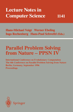 Parallel Problem Solving from Nature — PPSN IV