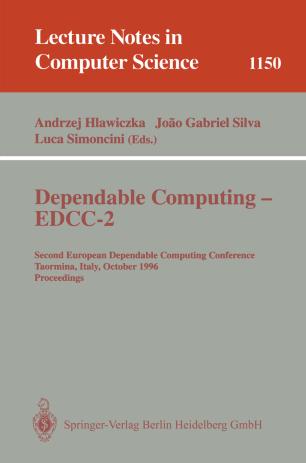 Dependable Computing — EDCC-2