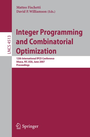 Integer And Combinatorial Optimization Wolsey Pdf