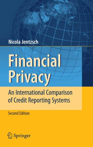 Privacy Issues in the Financial Services Industry Accounts