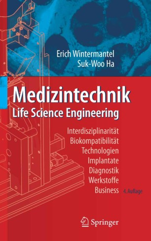 the best attitude 3456e a9bce Medizintechnik Life Science Engineering   SpringerLink