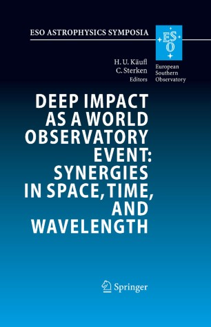 Deep Impact as a World Observatory Event: Synergies in Space, Time, and Wavelength