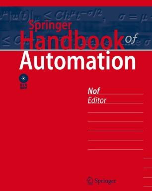 Springer Handbook of Automation   SpringerLink